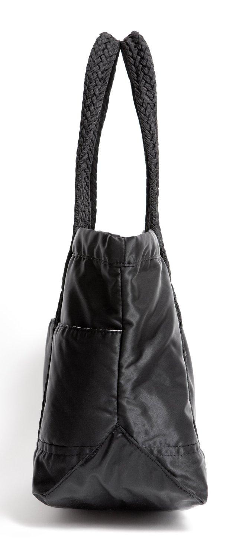 バルコニー トートバッグ Mサイズ ブラック画像その3