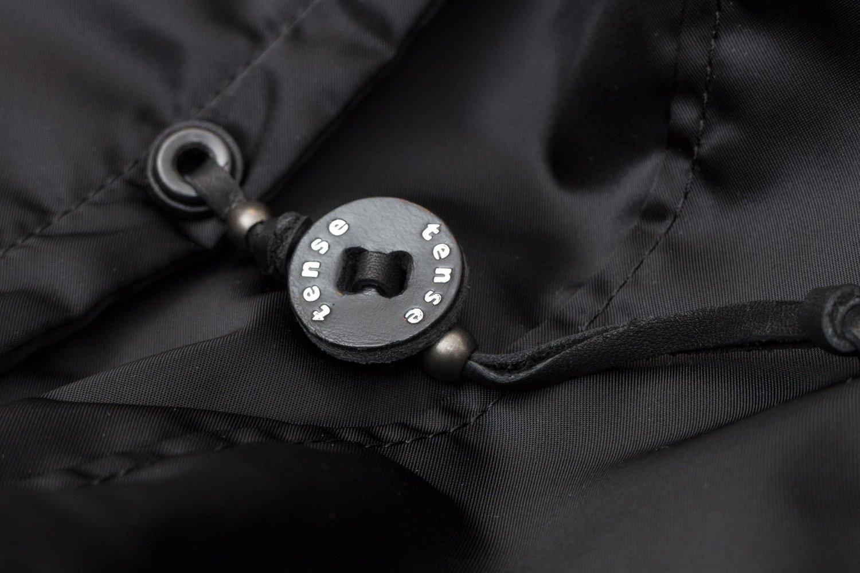 バルコニー メッセンジャーバッグ サイズS 黒画像その6