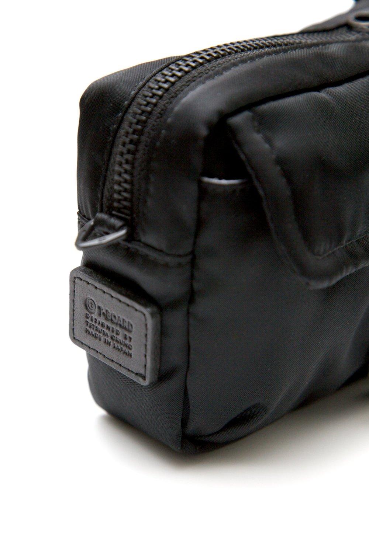 バルコニー ショルダーバッグ Sサイズ ブラック画像その4