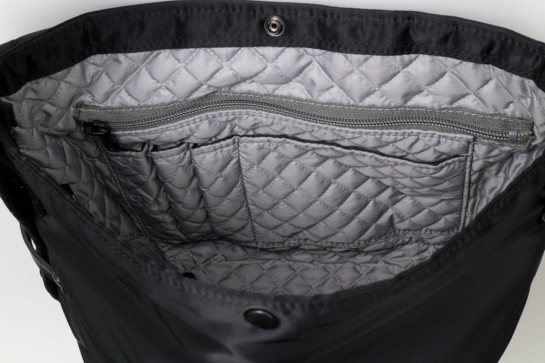 バルコニー メッセンジャーバッグ サイズS 黒画像その3