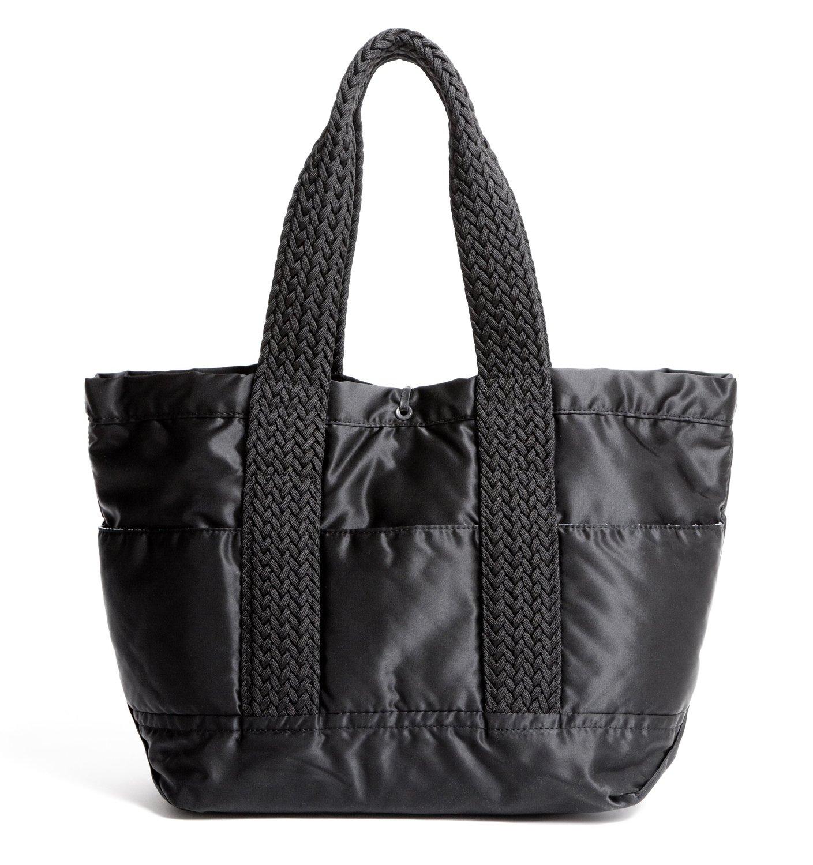 バルコニー トートバッグ Mサイズ ブラック画像その2