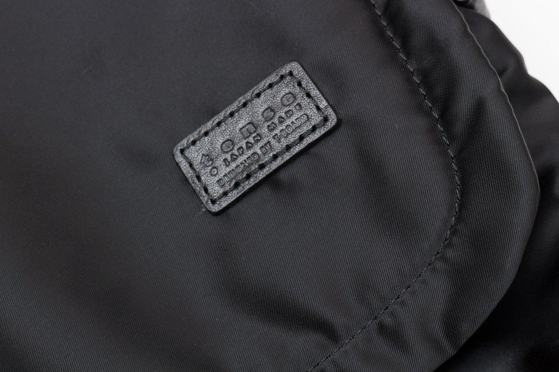 バルコニー メッセンジャーバッグ サイズS 黒画像その5