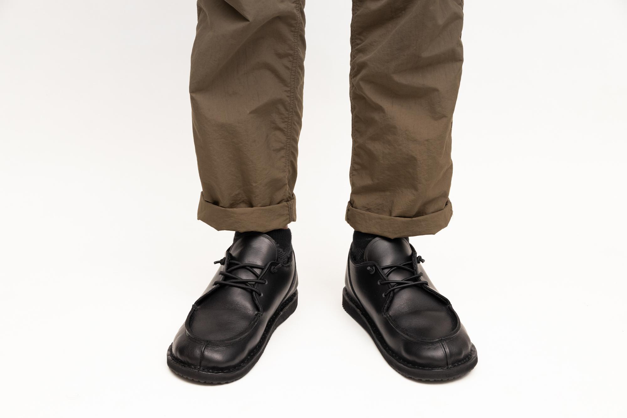 キャンプ用の歩きやすい靴を作りました。01 by T-BOARD