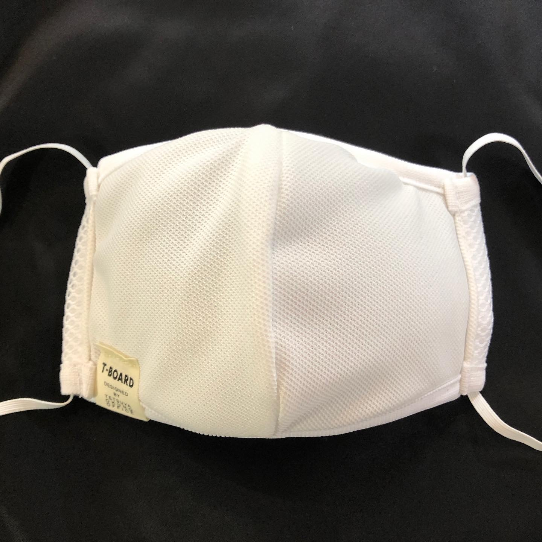 T-BOARD ORIGINAL 洗濯できるマスク。画像その6
