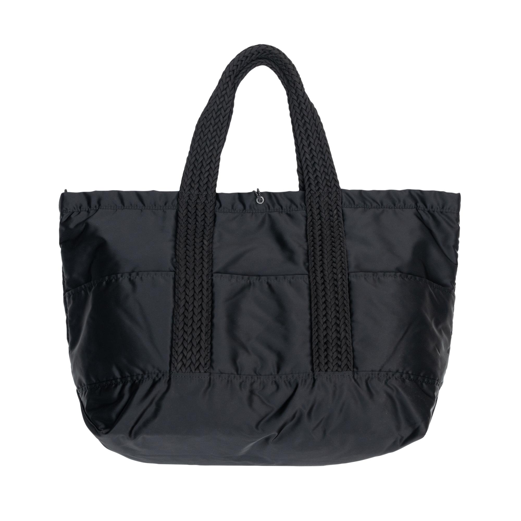 バルコニー トートバッグ -XL ブラック画像その2
