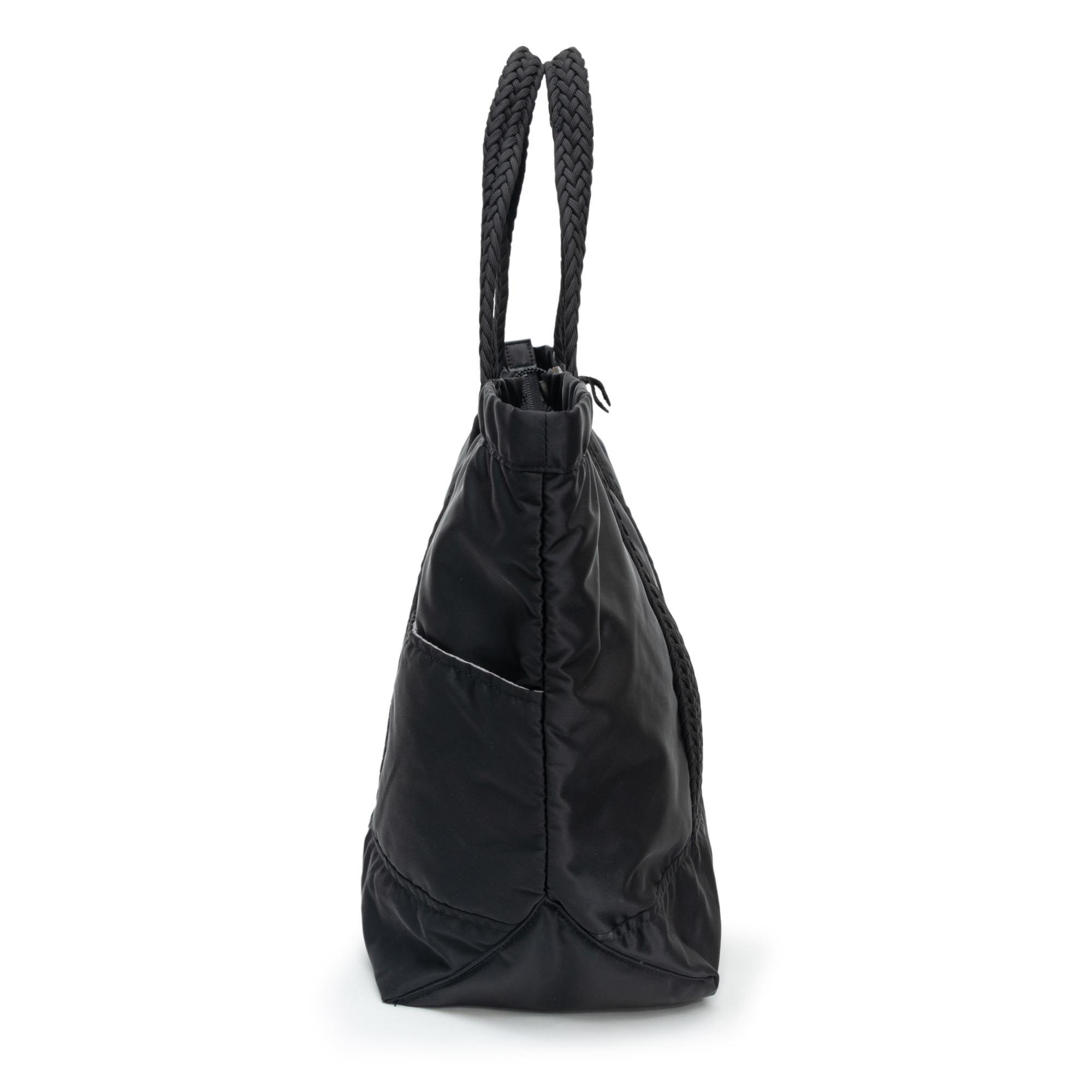 バルコニー トートバッグ -XL ブラック画像その3