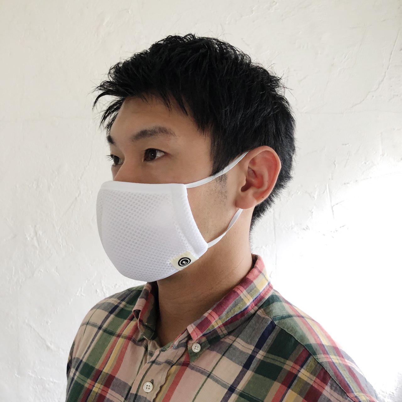T-BOARD ORIGINAL 洗濯できるマスク。画像その3